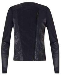COSTER COPENHAGEN - Faux Leather Jacket - Lyst