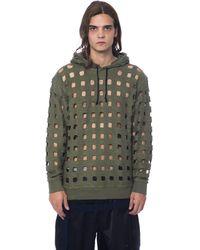 Nicolo Tonetto Army Jumper - Green