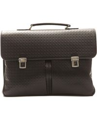 Billionaire Italian Couture Neronero Briefcase - Multicolour