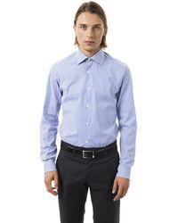 Uominitaliani Azzurro Shirt - Blue