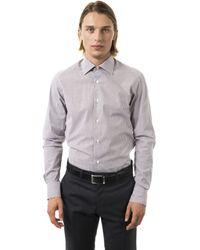 Uominitaliani Moro Shirt - Grey
