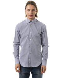 Uominitaliani Blu Shirt - Blue