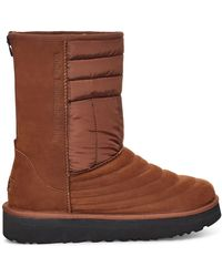 UGG X White Mountaineering Classic Short Boot - Brown