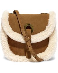 UGG Heritage Crossbody Suede - Brown