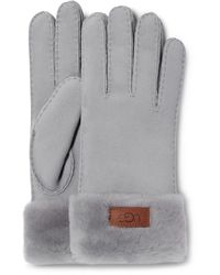 UGG Turn Cuff Handschoenen - Bruin