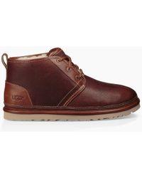 Ugg | Men's Neumel Leather | Lyst