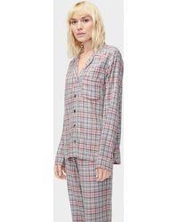 Lyst - Ugg Australia Women s Stripe Raven Pyjama Set in Pink 1c58112c1