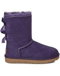 UGG - Mini Bailey Bow II Bottes pour - Lyst
