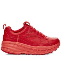 UGG Ca805 X Lace Low In Red, Maat 43 - Rood