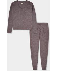UGG Birgit Print Pyjama Set - Multicolour