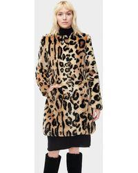 UGG - Women's Lisabeth Faux Fur Coat - Lyst
