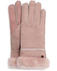 UGG Seamed Tech Handschoenen - Roze