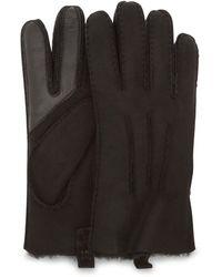UGG Sheepskin 3pt Handschoenen - Zwart