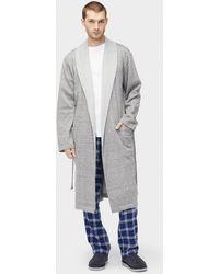 5c3e5df1ef UGG - Men s Robinson Dressing Gown - Lyst