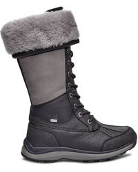 UGG Adirondack III Tall Bottes Temps Froid pour - Noir