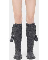 UGG - Thea Cozy Slipper Sock Thea Cozy Slipper Sock - Lyst