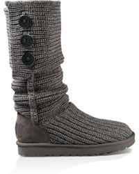 f0b6f1851bc Classic Cardy Boot Classic Cardy Boot Judith - Gray