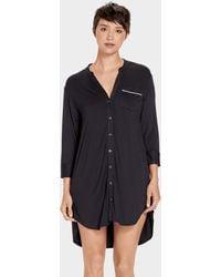 35df8450f4 UGG - Vivian Knit Sleep Dress Vivian Knit Sleep Dress - Lyst