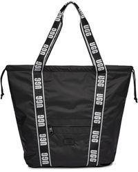 UGG Frannie Cinch Tote Bag - Black