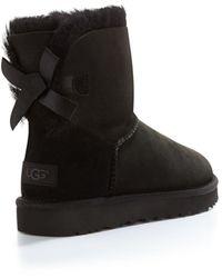 UGG Mini Bailey Bow Ii Laarzen - Zwart