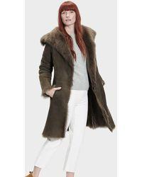 UGG Karlene Toscana Jacket - Green