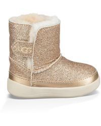 UGG Keelan Glitter Casual Stiefel - Mettallic