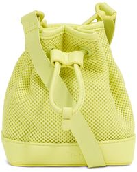 UGG Aaliyah Bucket Crossbody Handtaschen - Gelb