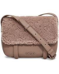 UGG Bia mini leather school sacs pour - Multicolore