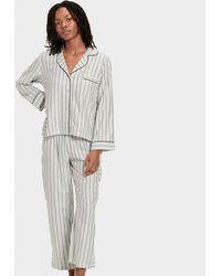 UGG Katharine Stripe Pyjama's - Meerkleurig