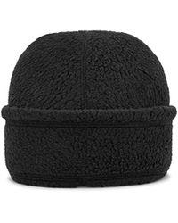 UGG Sherpa Beanie Hat - Black