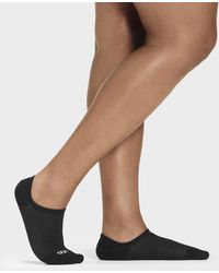 UGG Stela No Show Three Sock Pack - Black