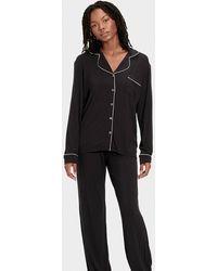 UGG Lenon Set Pyjama's - Zwart
