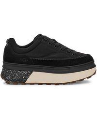 UGG Marin Lace Sneaker - Zwart