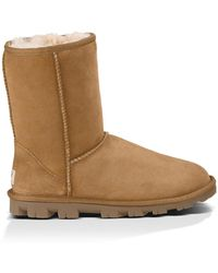 UGG Essential Short Classic Boot - Brown