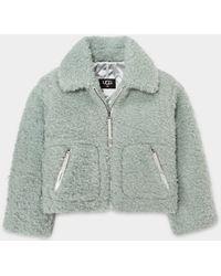 UGG Maeve Sherpa Jacket Hoodies & Sweatshirts - Multicolour