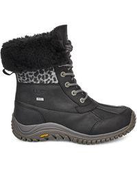 UGG Adirondack Boot Ii Exotic - Black