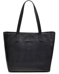 UGG Alina Tote Leather - Black