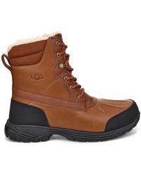UGG Felton Stiefel für aus Leder - Braun
