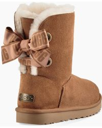 e67ac5a3595 UGG Customizable Bailey Bow Short Boot Customizable Bailey Bow Short ...