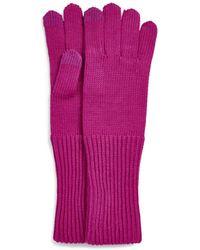 UGG Full Knit Handschuhe Pullover für - Lila