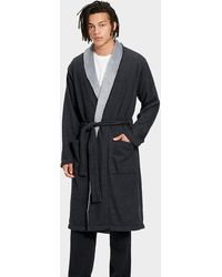 UGG Robinson Robe Fleece - Black
