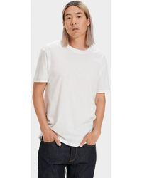 UGG Henrie T-Shirt pour en TTG Coton - Blanc