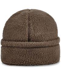 UGG Sherpa Beanie Hat - Brown