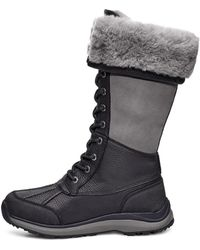 UGG Adirondack Iii Tall Laarzen - Zwart