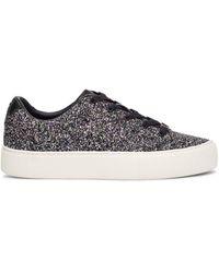UGG Zilo Chunky Glitter Sneaker - Schwarz