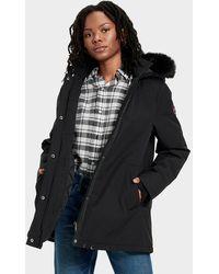UGG Bernice parka vestes pour - Noir