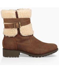 UGG - Women's Blayre Iii Waterproof Leather Boot - Lyst