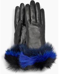 d644f1a7891 Sheepskin Cuff Glove Sheepskin Cuff Glove - Black