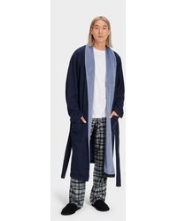 UGG Robinson Robe - Blue