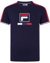 Fila Ewan 3 Pan T Shirt